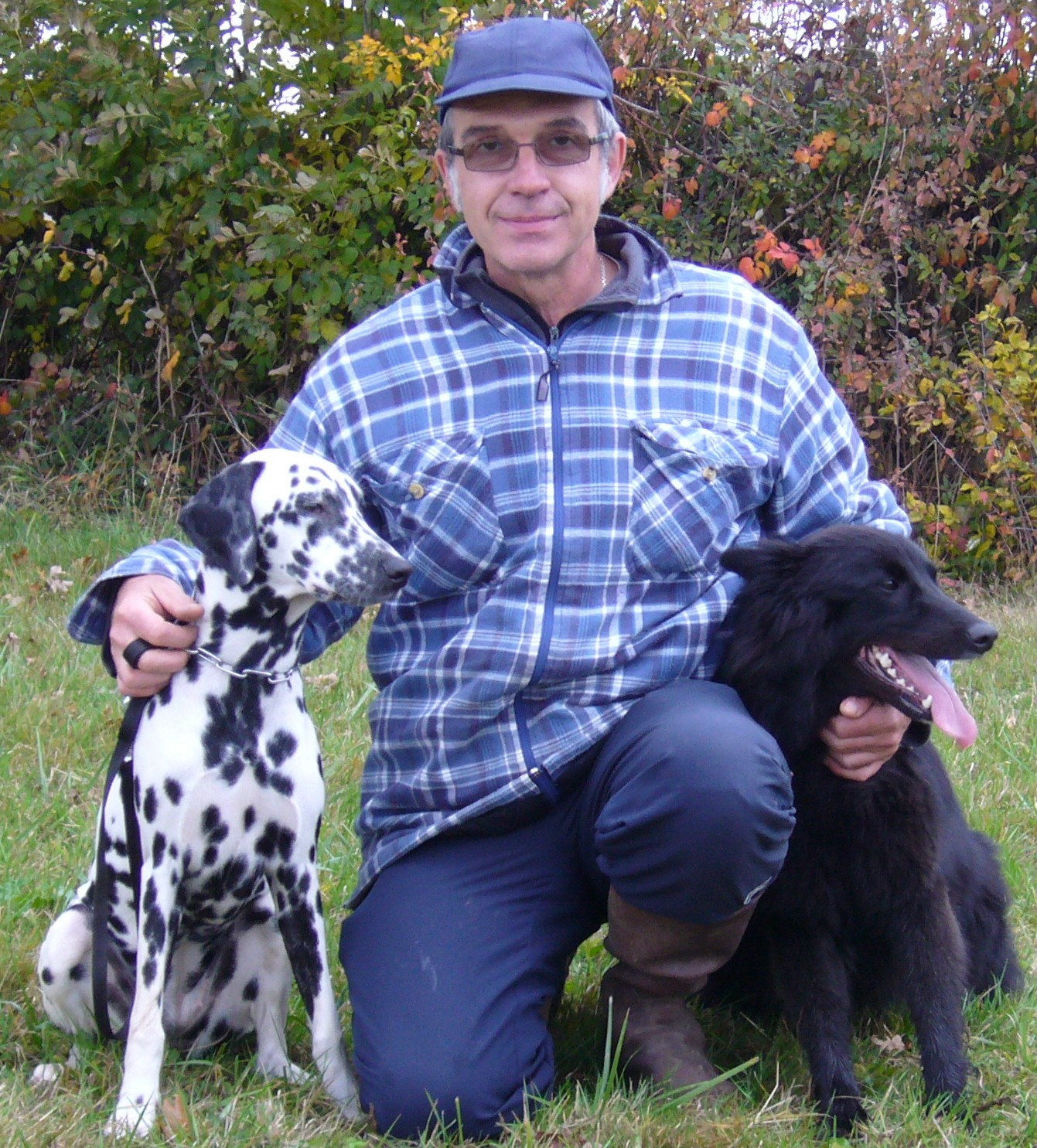 accueil du site Education Canine 19